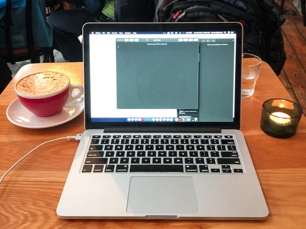 free writing desk
