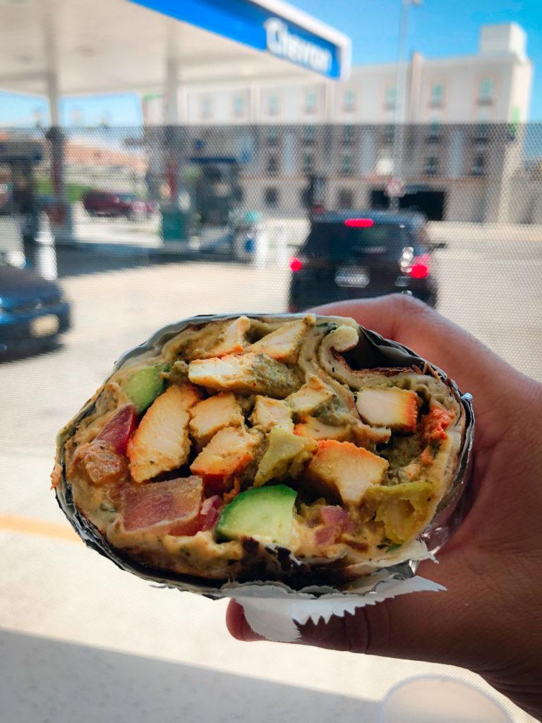 Indian Burrito or Frankie